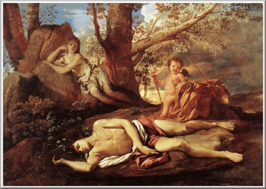 myth man s echo narcissus